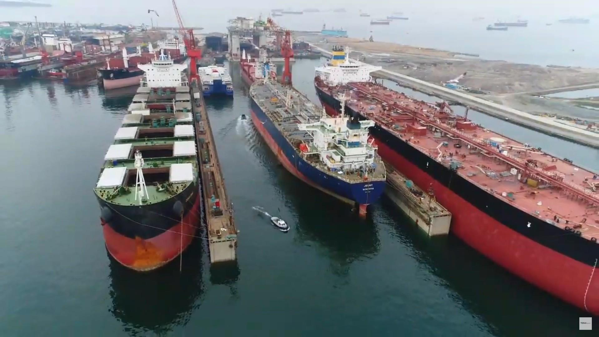 Tuzla Shipyard iş süreçlerini Model ERP 'ye taşıdı.