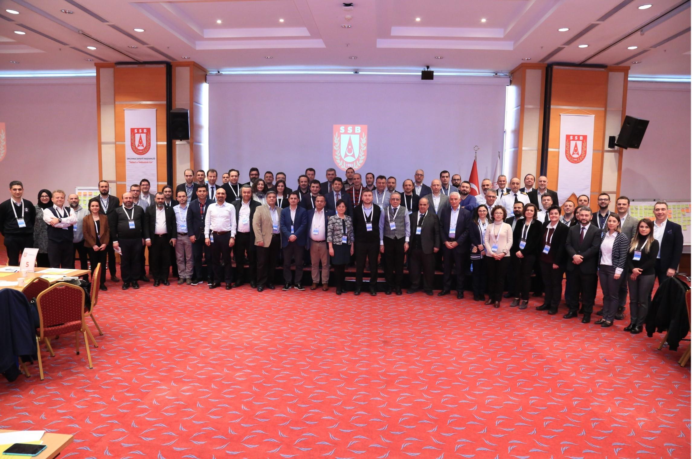 Savunma Sanayi Yerli Kurumsal Kaynak Planlama Yazılımı Çalıştayına Katıldık